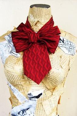 Eski Kravatlardan Yeni Tasarımlar 7