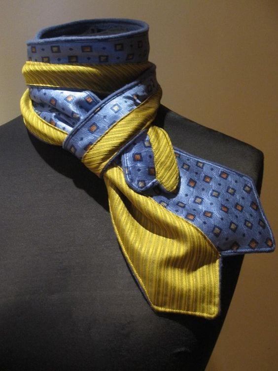 Eski Kravatlardan Yeni Tasarımlar 83
