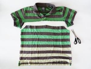Eski Tişörtten Elbise Yapımı 2