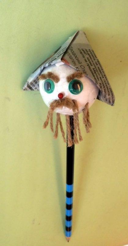 Kalem Süsü Yapımı 15