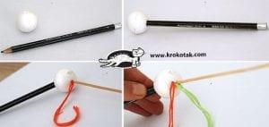 Kalem Süsü Yapımı 2