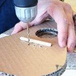 Kartondan Gitar Nasıl Yapılır? 9