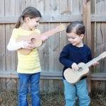 Kartondan Gitar Nasıl Yapılır? 25