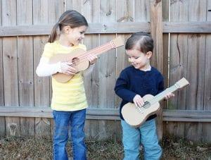 Kartondan Gitar Nasıl Yapılır?