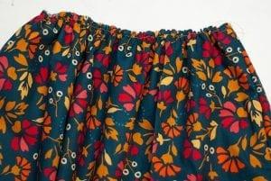 Kolay Yazlık Elbise Dikimi 11