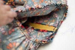 Kolay Yazlık Elbise Dikimi 12