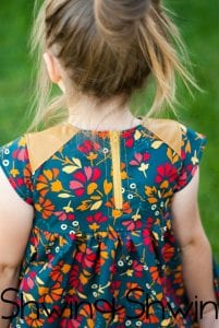 Kolay Yazlık Elbise Dikimi 17