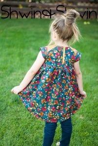 Kolay Yazlık Elbise Dikimi 2