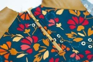 Kolay Yazlık Elbise Dikimi 7