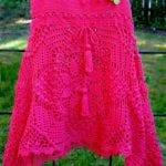 Örgü Elbise Yapılışı 12