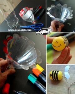 Plastik Şişeden Oyuncak Nasıl Yapılır?