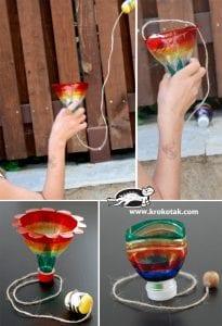 Plastik Şişeden Oyuncak Nasıl Yapılır? 3