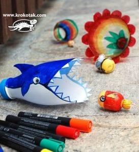 Plastik Şişeden Oyuncak Nasıl Yapılır? 5