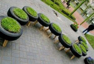 Pratik Bahçe Tasarımları ve Bahçe Dekorasyon Örnekleri