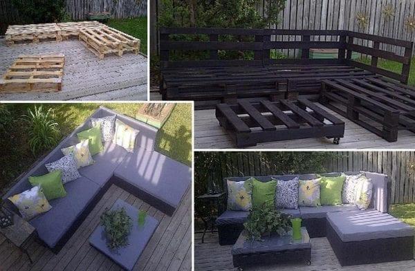 Pratik Bahçe Tasarımları ve Bahçe Dekorasyon Örnekleri 30