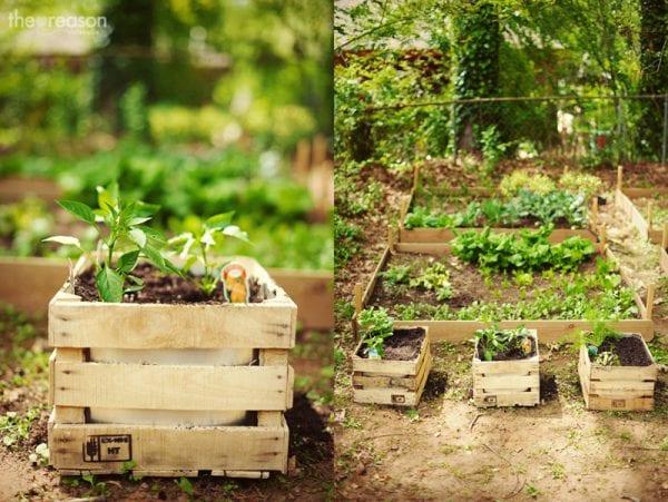 Pratik Bahçe Tasarımları ve Bahçe Dekorasyon Örnekleri 27