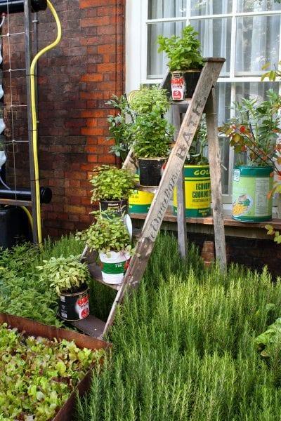 Pratik Bahçe Tasarımları ve Bahçe Dekorasyon Örnekleri 25