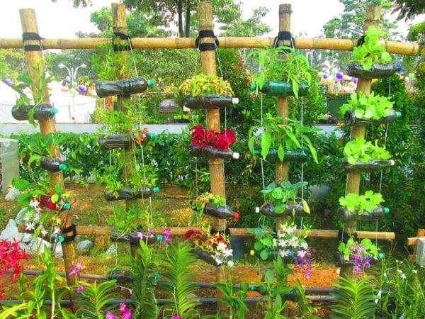 Pratik Bahçe Tasarımları ve Bahçe Dekorasyon Örnekleri 22