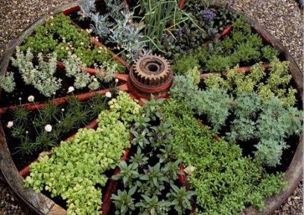 Pratik Bahçe Tasarımları ve Bahçe Dekorasyon Örnekleri 17