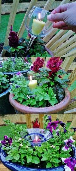 Pratik Bahçe Tasarımları ve Bahçe Dekorasyon Örnekleri 18
