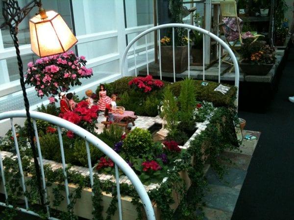 Pratik Bahçe Tasarımları ve Bahçe Dekorasyon Örnekleri 15
