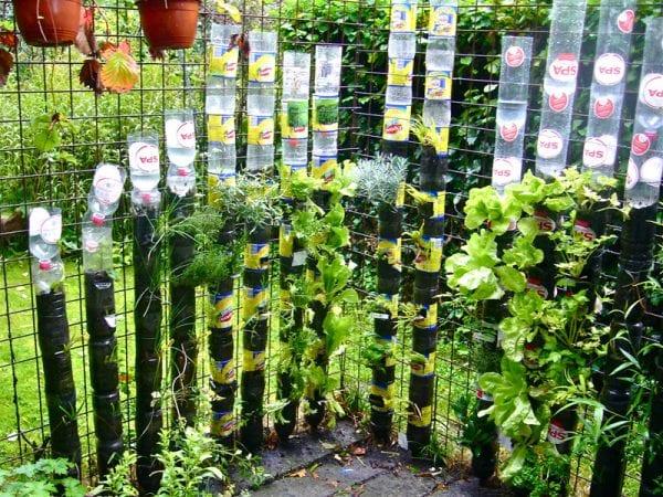 Pratik Bahçe Tasarımları ve Bahçe Dekorasyon Örnekleri 12