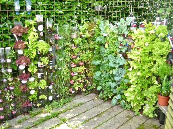 Pratik Bahçe Tasarımları ve Bahçe Dekorasyon Örnekleri 13