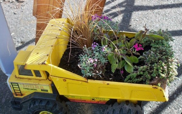 Pratik Bahçe Tasarımları ve Bahçe Dekorasyon Örnekleri 7