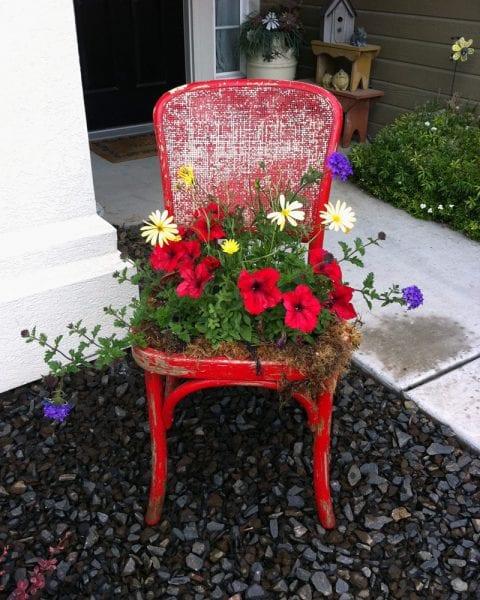 Pratik Bahçe Tasarımları ve Bahçe Dekorasyon Örnekleri 6