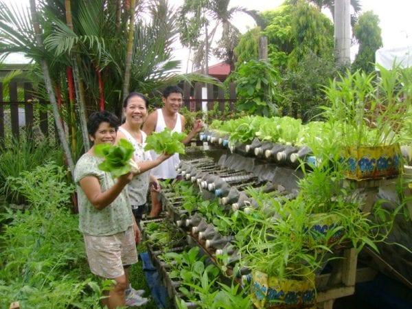 Pratik Bahçe Tasarımları ve Bahçe Dekorasyon Örnekleri 4