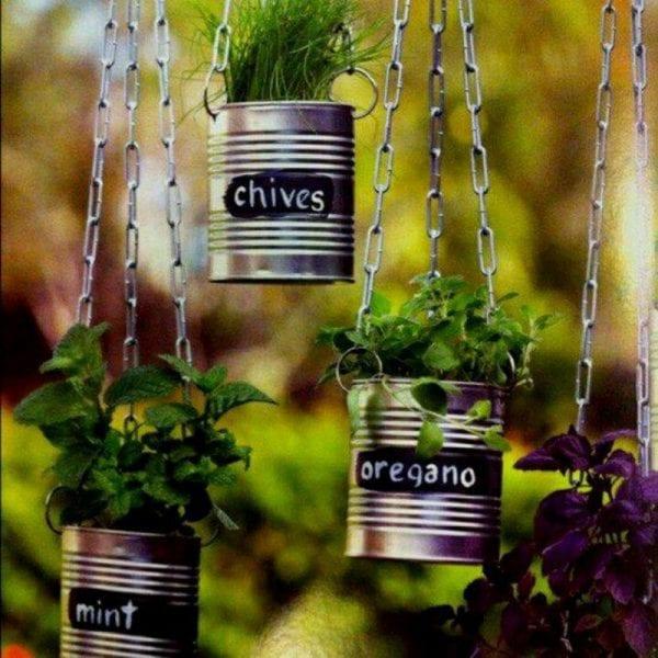 Pratik Bahçe Tasarımları ve Bahçe Dekorasyon Örnekleri 36