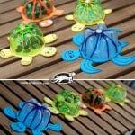 Sanat Etkinliği Kaplumbağa Yapımı 3