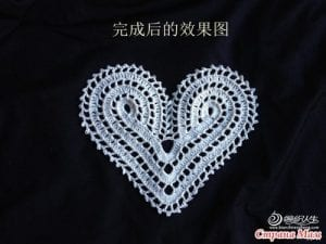 Videolu, Tığ İşi Kalp Örgü Bluz Nasıl Yapılır? 7
