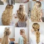 2017 Düğün Saç Modelleri 15