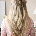 2017 Düğün Saç Modelleri 18