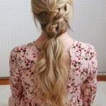 2017 Düğün Saç Modelleri 36
