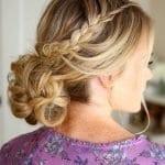2017 Düğün Saç Modelleri 40