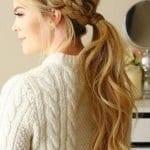 2017 Düğün Saç Modelleri 4