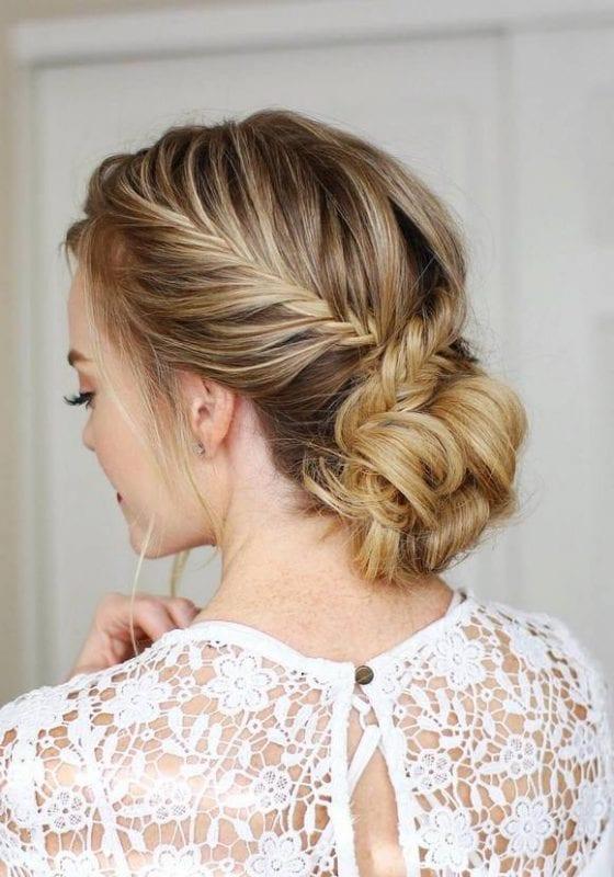 2017 Düğün Saç Modelleri 6