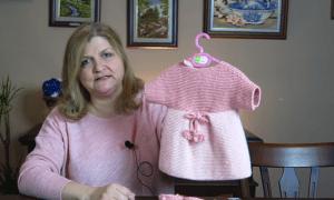 Bebek Hırkaları Örgü Modelleri 1