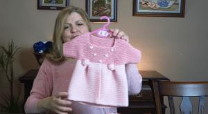 Bebek Hırkaları Örgü Modelleri