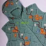 Bebek Örgüleri Süslemesi 4