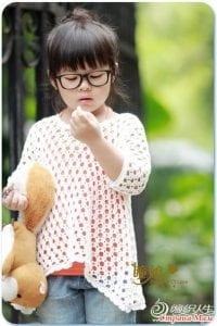 Çocuk Kazakları Örgü Modelleri