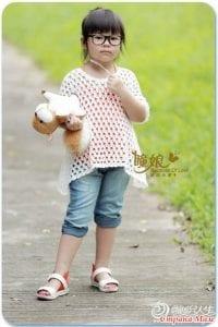 Çocuk Kazakları Örgü Modelleri 6