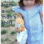 Erkek Gömleğinden Tunik