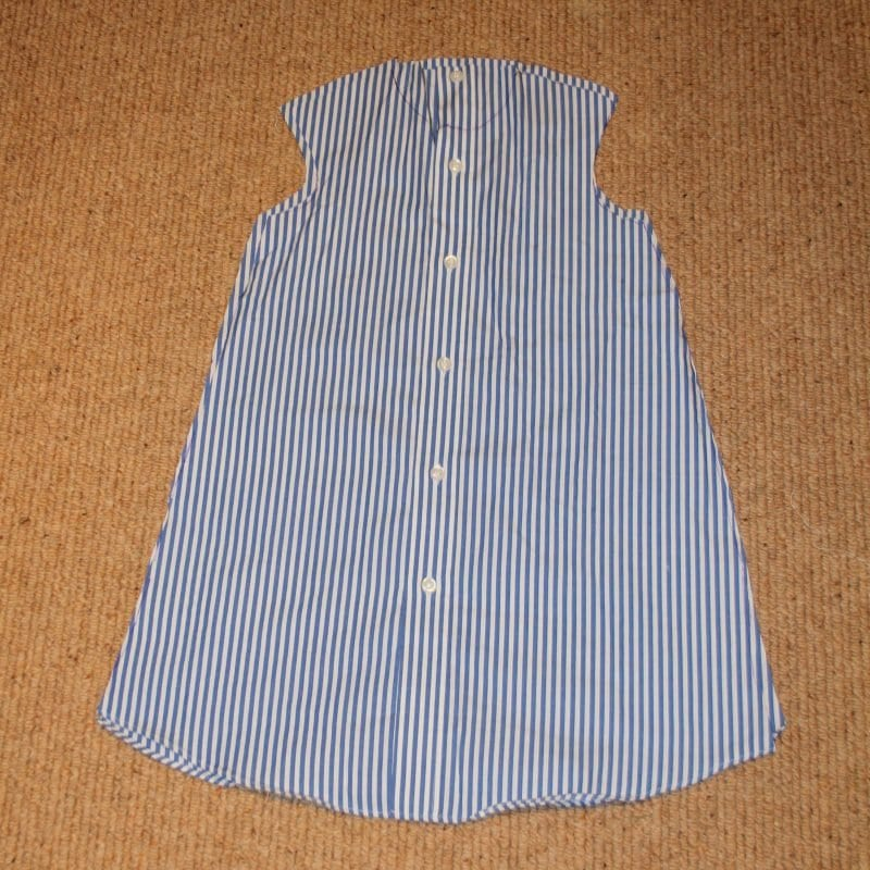 Erkek Gömleğinden Tunik 4