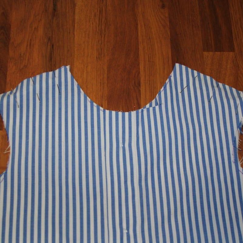 Erkek Gömleğinden Tunik 6