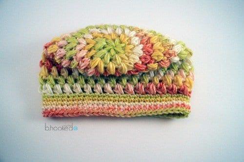 Fıstıklı Şapka Yapımı 1
