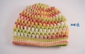 Fıstıklı Şapka Yapımı