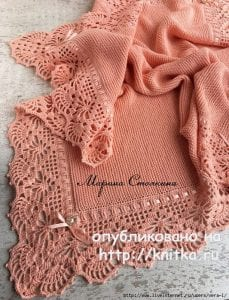 Haraşo Bebek Battaniyesi Yapımı 1